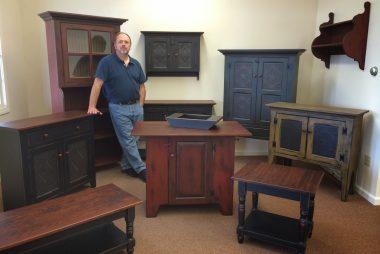 Ray Tomczak - Shaker Furniture